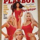 Playboy Magazine - June 1998 Babes of Baywatch, Pamela Anderson, Carmen Electra, SNL, NASCAR