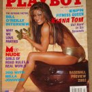 Playboy Magazine - May 2002 (B) Kianna Tom, Bill O'Reilly, panties, MTV, Milla Jovovich, baseball