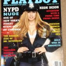 Playboy Magazine - August 1994 Nude NYPD cops, Dr. Kevorkian, Deion Sanders, Dana delany