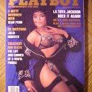 Playboy Magazine - November 1991 (B) La Toya Jackson, Sean Penn, Julia Roberts, Mafia