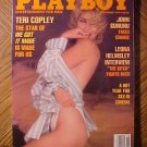 Playboy Magazine - November 1990 (B) Teri Copley, John Sununu, Leona Helmsley, sex in cinema