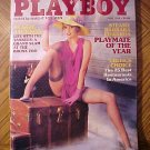 Playboy Magazine - June 1984 Barbara Edwards, Reggie & Jessie Jackson, Siskel Ebert