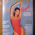 Playboy Magazine - December 1979 Raquel Welch, Al Pacino, comic book quiz, Christmas, NFL betting