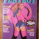 Playboy Magazine - April 1980 Women of the military, Playmate reunion, Linda Ronstadt