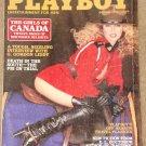 Playboy Magazine - October 1980 (B) Girls of canada, G. Gordon Liddy, FBI Viola Liuzzo, TV preachers