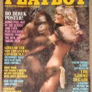 Playboy Magazine - September 1981 (C) Bo Derek, Tarzan film James Michener Fast Times Ridgement High