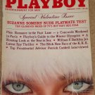 Playboy Magazine - February 1980 Suzanne Somers, Winter Olympics, KKK, Patrick Caddell