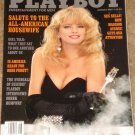 Playboy Magazine - August 1992 (B) Housewives, Ross Perot, Derek Humphry, Madison Ave sex