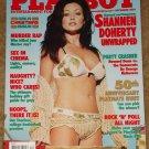 Playboy Magazine - December 2003 Shannen Doherty, sex in cinema Howard Dean William Macy John Cusack