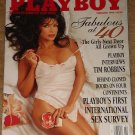 Playboy Magazine - February 1995 (B) Women after 40, Tim Robbins, sex survey, Lisa Marie Scott