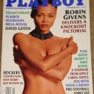Playboy Magazine - September 1994 (B) Robin Givens, David Geffen, Stephen King, David Caruso, NFL