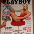 Playboy Magazine - March 2005 (C) Paris Hilton, sex & music, the Rock, Kid Rock, Debbie Gibson
