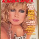 Playboy Magazine - November 1989 Donna Mills, Knots landing, Jimmy Hoffa murder, Bonnie Raitt