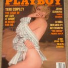 Playboy Magazine - November 1990 (C) Teri Copley, John Sununu, Leona Helmsley, sex in cinema