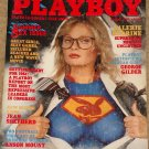 Playboy Magazine - August 1981 Valerie Perrine, George Gilder, NFL football, Joan Rivers