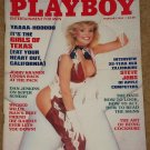 Playboy Magazine - February 1985 texas girls, Steve Jobs (Apple computers), Brian DePalma