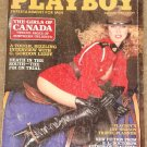 Playboy Magazine - October 1980 (C) Girls of Canada, G. Gordon Liddy, FBI Viola Liuzzo, TV preachers