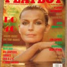 Playboy Magazine - December 1994 Bo Derek, Garry Shandling, Roger Ebert, Jim Carrey