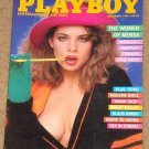 Playboy Magazine - November 1985 Mensa Women, Sting, Don Johnson, Klaus Kinski, sex in cinema