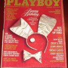 Playboy Magazine - December 1980 Terri Welles, George C. Scott, Truman Capote, 1980 sex stars