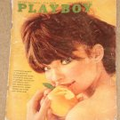 Playboy Magazine - February 1966 Girls of Rio, Jazz, Federico Fellini, sex in cinema