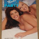 Playboy Magazine - 2001 Nude Slumber Party supplement, hot nude women laying in bed