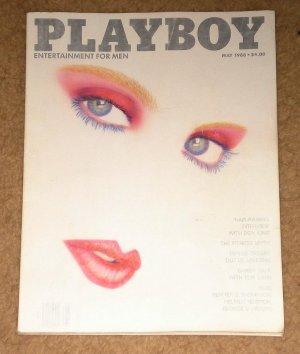 Playboy Magazine - May 1988 Don King, teri garr, fantasy baseball, motorcycles