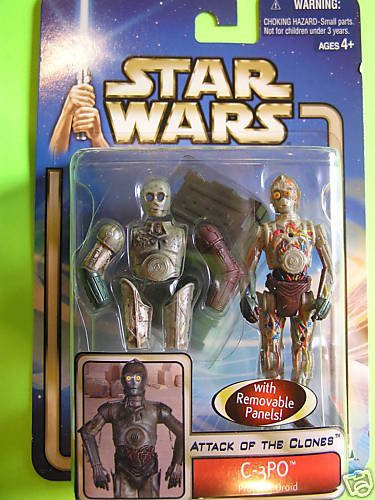 Star Wars AOTC -- MINT in Package -- C-3PO Protocol Droid