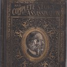 LIFE OF WILLIAM MCKINLEY memorial edition story of his assassination by Marshall Everett