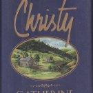 Christy by Catherine Marshall HC 2001