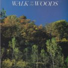 Nebraskaland Magazine Walk in the Woods