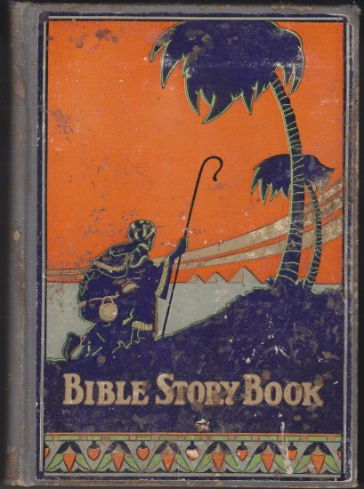 Bible Story Book Egermier Home Study Edition HC