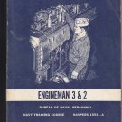 Engineman 3 & 2 Navy Training course Navpers 10541-A