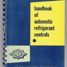 Alco Valve Company Handbook of automatic refrigerant controls 1958