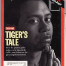 Time Magazine Tiger Woods cover august 2000