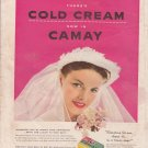 Cold Crream Camay Soap vintage ad