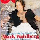 GQ July 2000 Mark Wahlberg cover