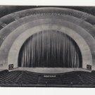 Vintage New York Postcard Radio City Music Hall