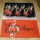 Huskers Scarlet & Cream Singers 1995-1996