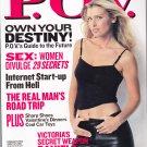 P.O.V Mens Point Of View Magazine Daniela Pestova cover Feb 2000