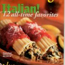 Better your Homes & Gardens Hometown Cooking Italian 12 all time favorites