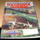 successful farming feb 1994 ageless iron Don & Carole Kleiboeker family article