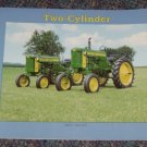 Two Cylinder John Deere magazine March-April 1995 feat Model 320