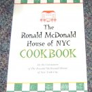 ronald mcdonald house of NYC cookbook