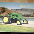two cylinder mag march-april 1997 feat John Deere tractor production figures