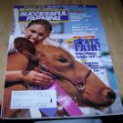 Successful Farming mag 1999 Kristen Heitke cover & State Fair Recipes