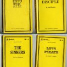 4 Orpheus Series PB's Sinners Love Pirate Satans Disciple Descent Into Evil