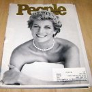 People magazine Sept 15 1997 Princess Diana cover & best & worst dressed 97