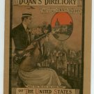 Doans Directory 1911-1912 Official Census Figures