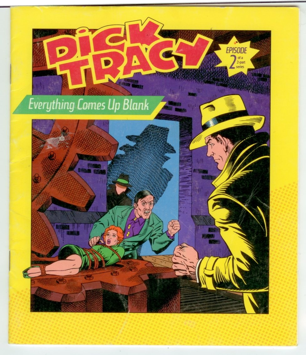 Dick Tracy Everything Comes Up Blank Episode 2